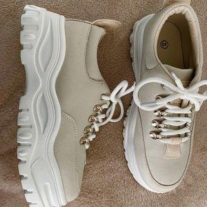 Nasty Gal Platforms Sneakers